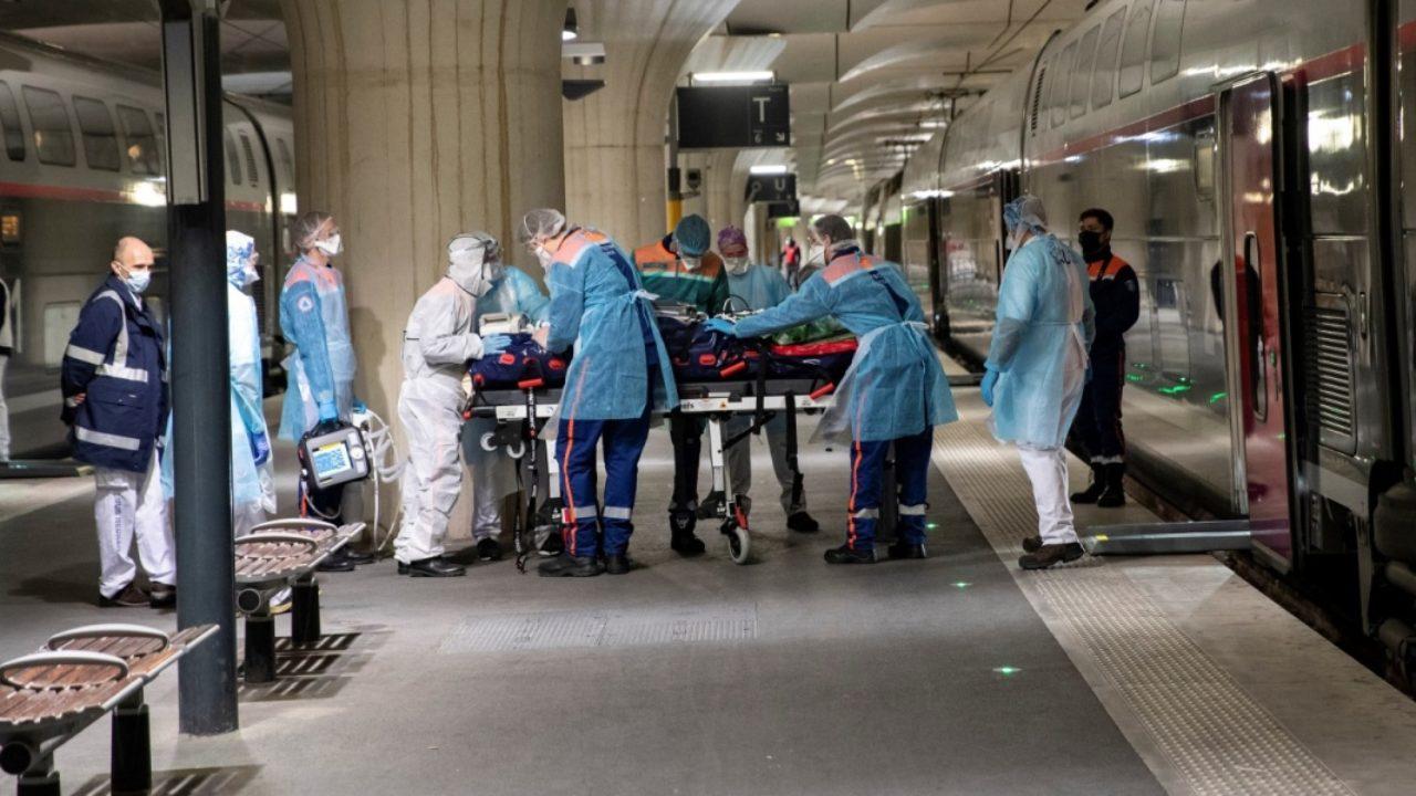 França ultrapassa 22.000 mortos