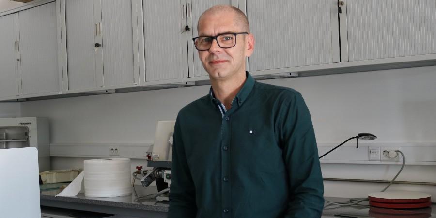 Eric Font. Estudo sobre vulcanismo